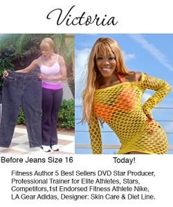 Victoria's Best Skinny Detox Tea Weight Loss