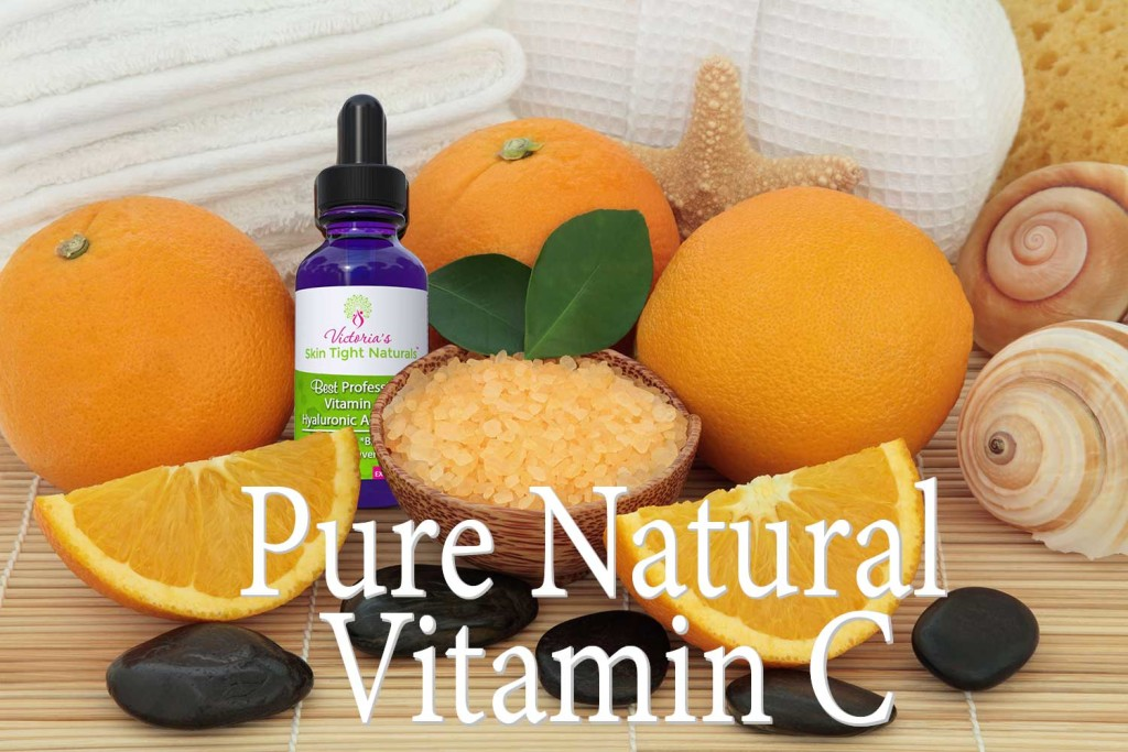 Best Professional Vitamin C and Hyaluronic Acid Serum