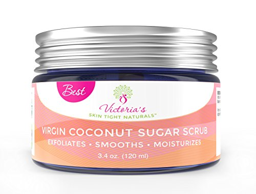 Virgin Coconut Sugar Scrub