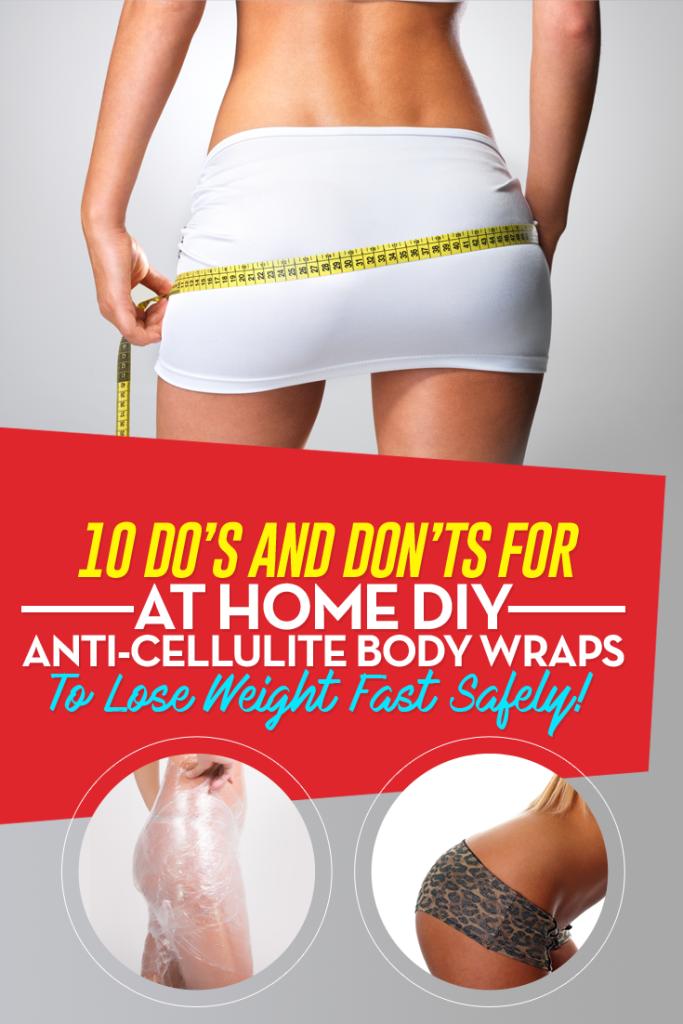 Homemade Body Wraps Weight Loss Saran Wrap