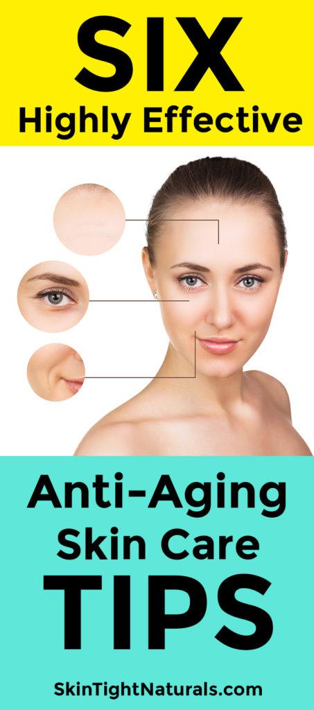 anti aging anti wrinkle moisturizer tips
