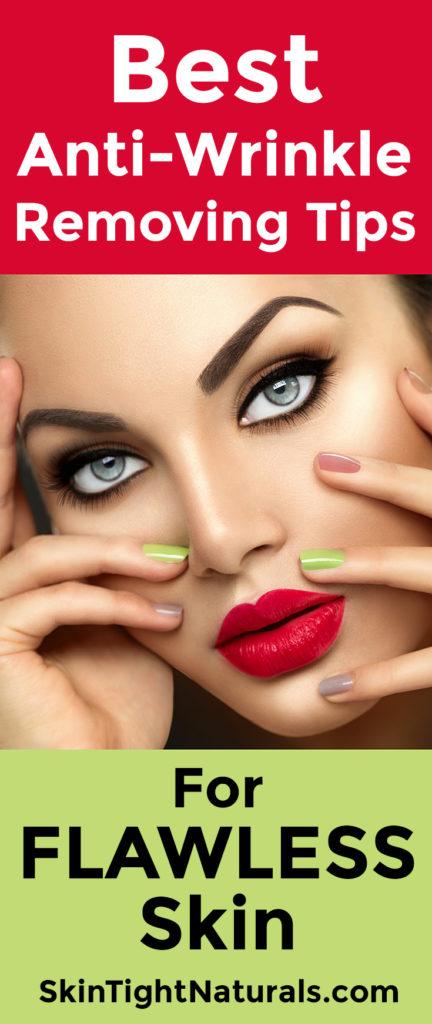 best skin firming -anti-wrinkle moisturizer tips