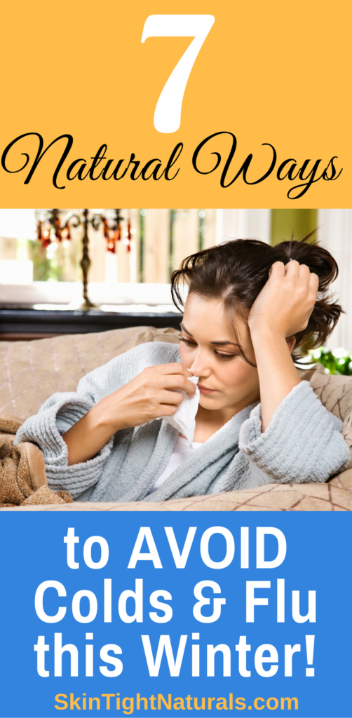 stop cold and flu tips