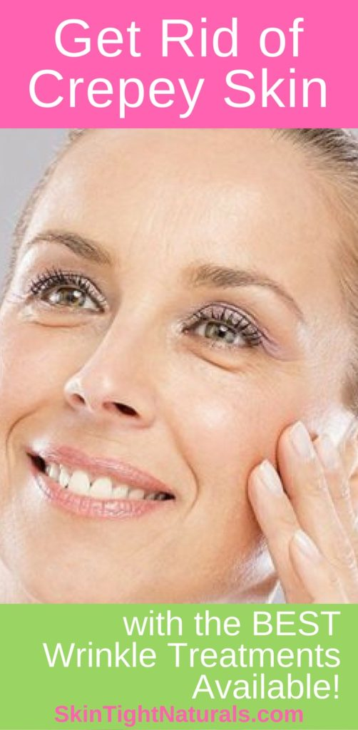Best Wrinkle Treatments For Crepey Skin
