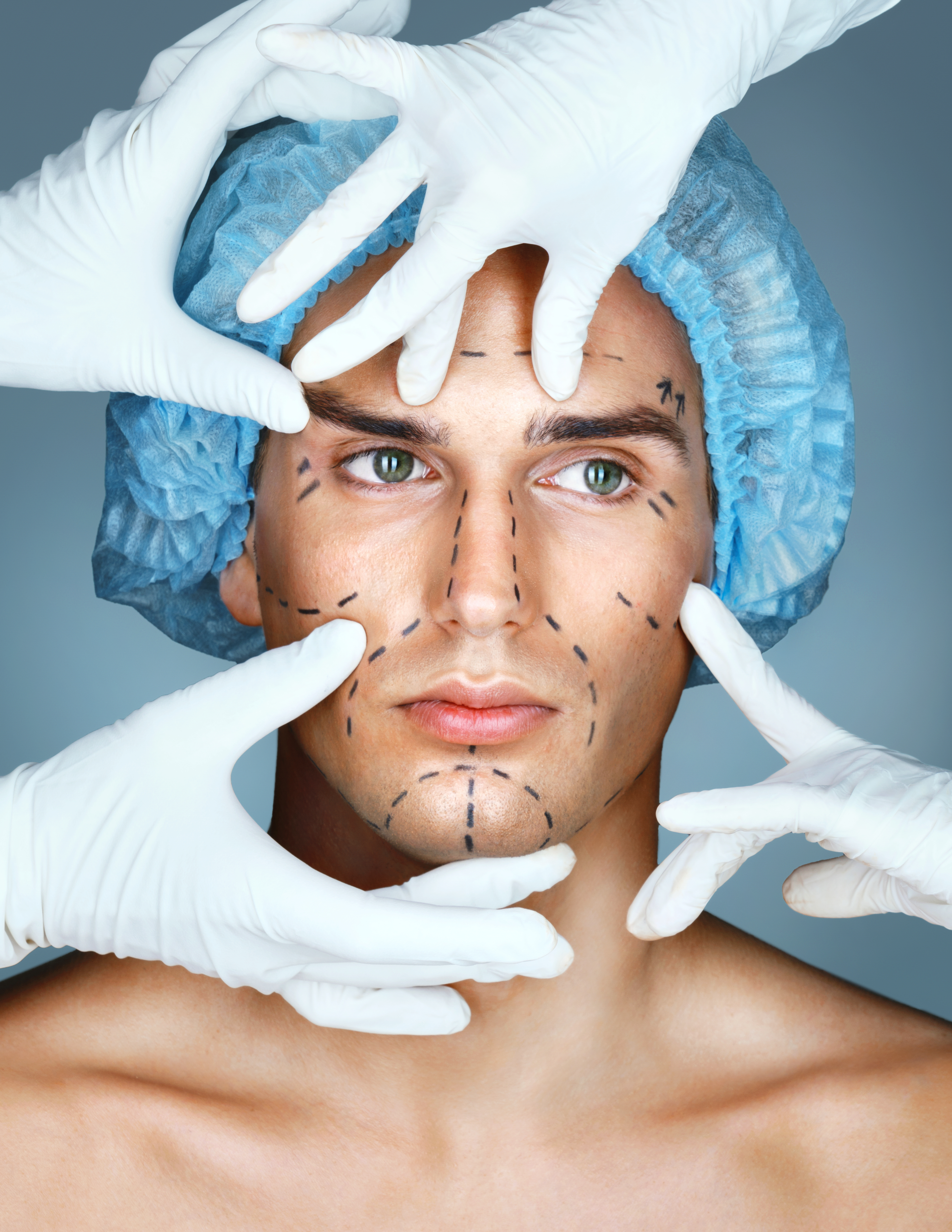 Plastic Surgery For Men Skin Tight Naturals